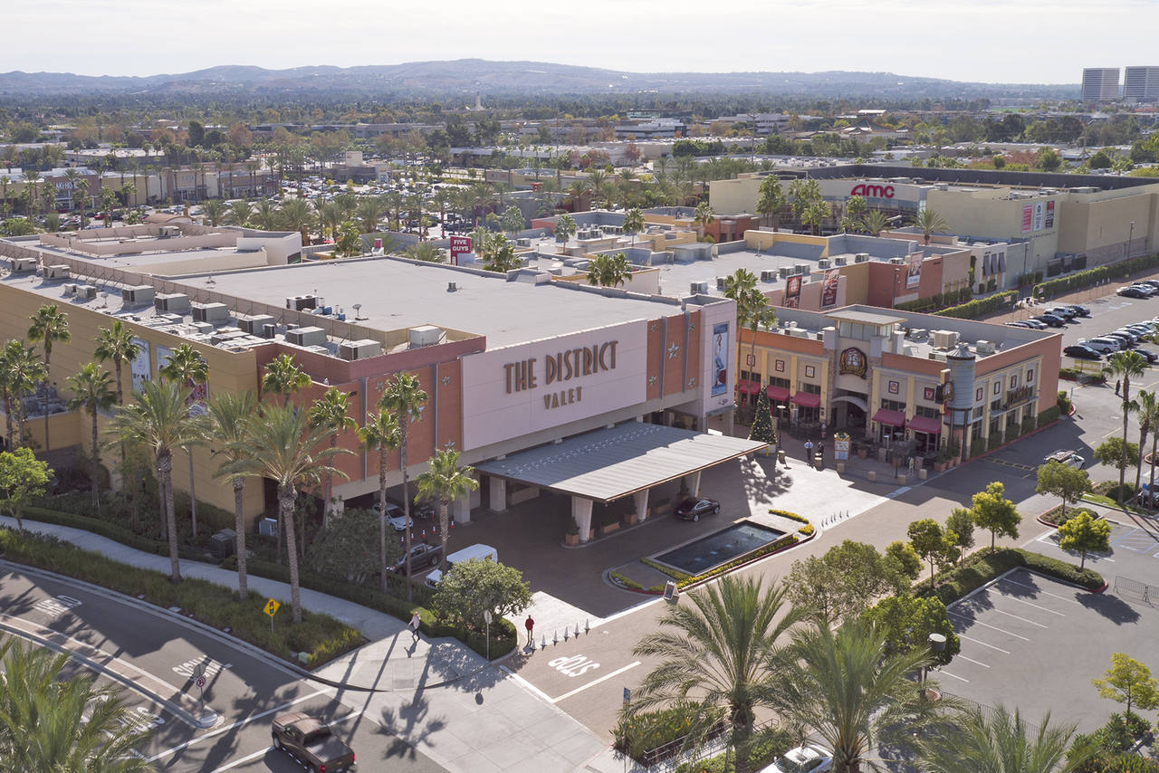 Tustin Ca Available Retail Space Restaurant Space For Leasethe District Tustin Legacy Kimco Realty